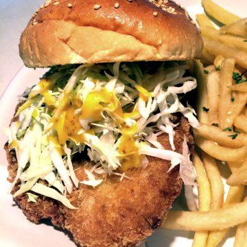 BIGフィッシュバーガー<br>BIG Fish Burger