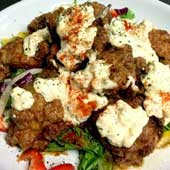 チキン南蛮サラダ
