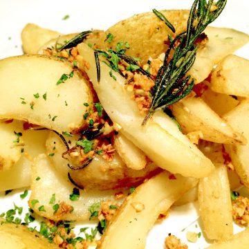 アンチョビポテトフライ<br>Anchovy potato fly